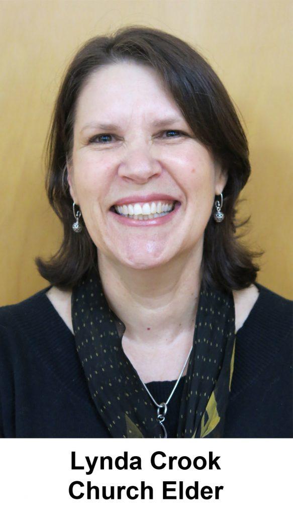 Lynda Crook - Church Elder